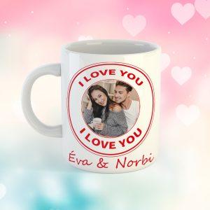 I love You Neves Bögre