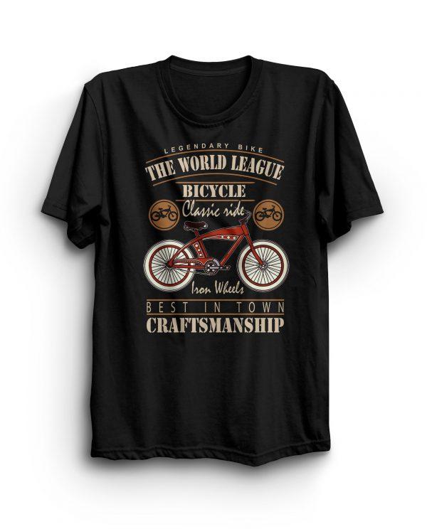 Biciklis póló